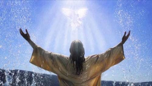 jesus espiritu santo