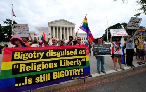 manifestacio a favor del matrimonio gay en eeuu