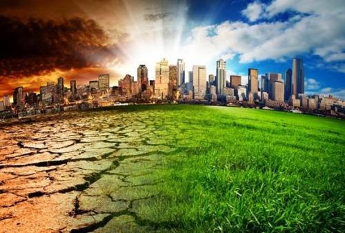 Ciudad en Cambio Climatico
