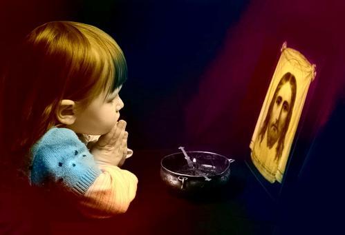 rezar con el corazon