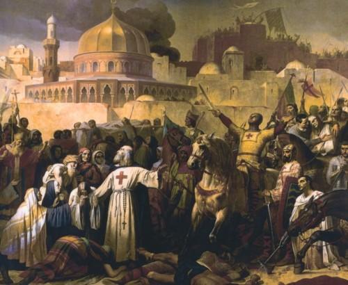 libro de las cruzadas
