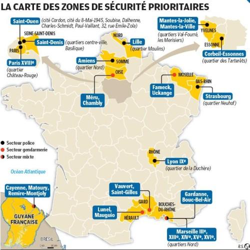 zonas no go francia