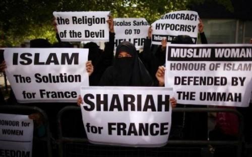 sharia en francia