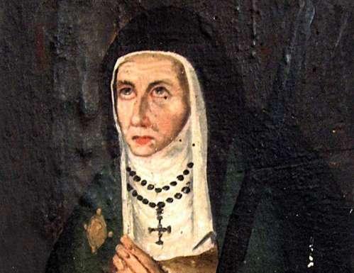 Sor-Mariana-de-Jesus-Torres-en-cuadro-de-epoca