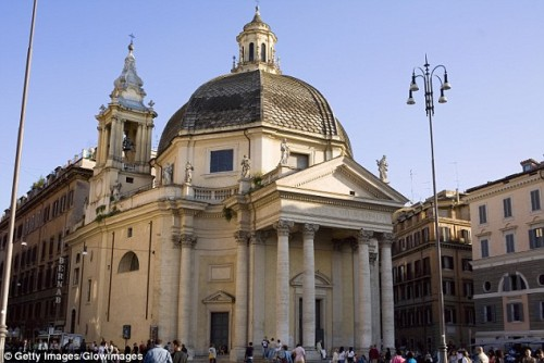 basilica de montesanto