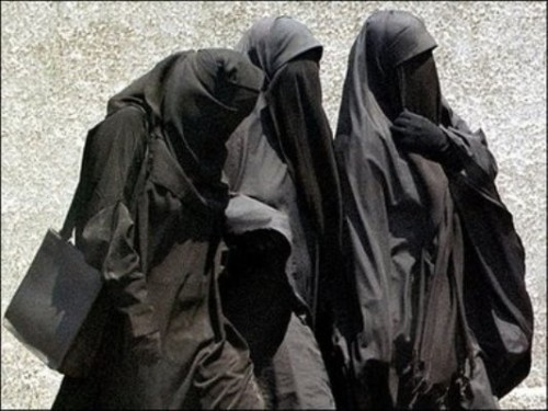 mujeres en el islam