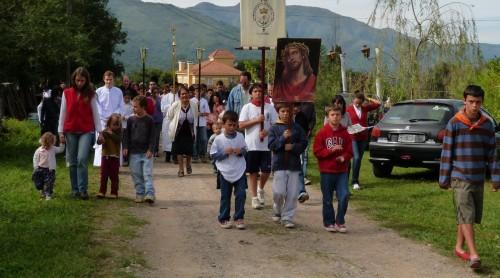 procesion la calera regnum christi fondo