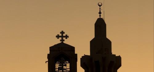 cupulas musulmana y catolica