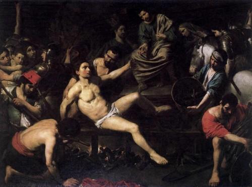 martirio de proceso y martiniano