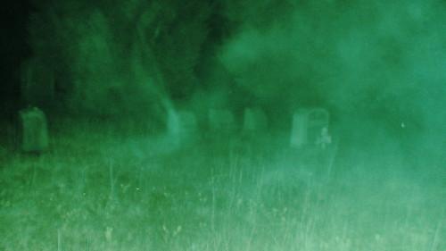 apariciones de fantasmas