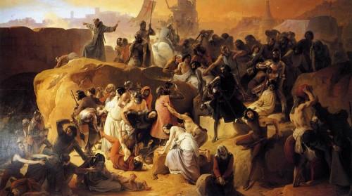 cruzada jerusalem