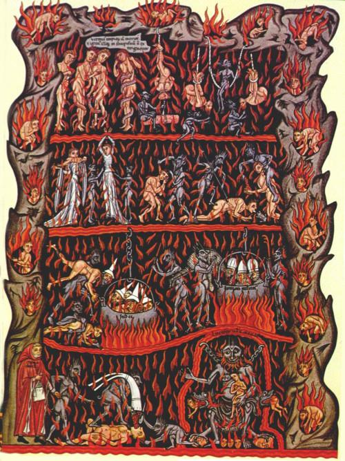 huerto del infierno