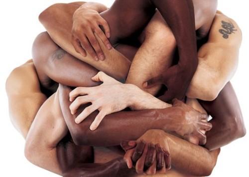 promiscuidad sexual homosexual brazos