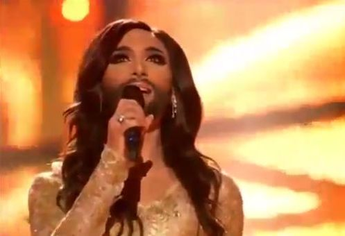 transexual Conchita Wurst ganador de Eurovision