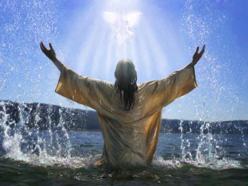 jesus bendicion
