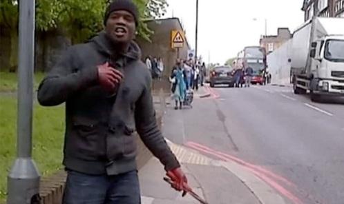 atacante musulman en londres