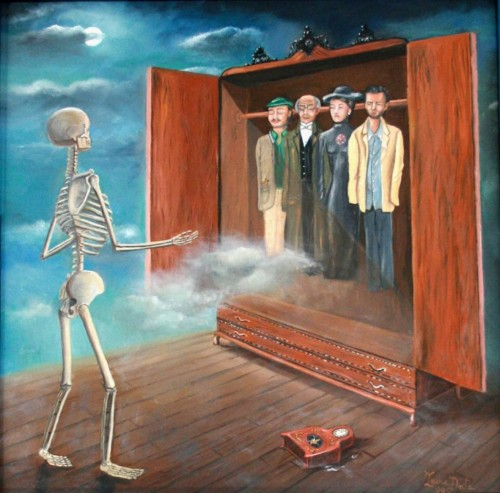 reencarnacion esqueleto