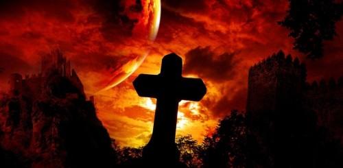 la tumba del infierno rojo