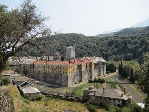 Iviron_monastery