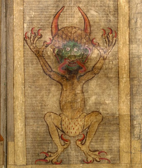 demonio codex gigas