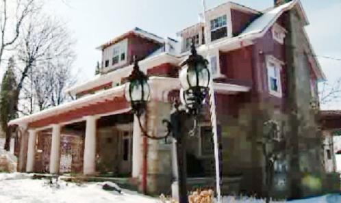 casa del ex comisionado cranmer