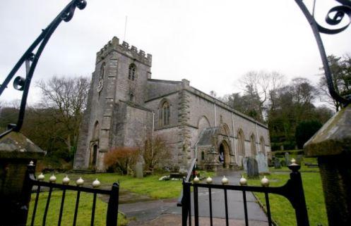 iglesia de san jaime en Clapham
