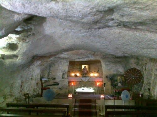 gruta de mantara