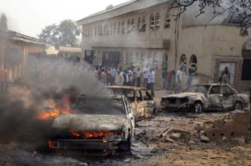 atentado contra iglesias