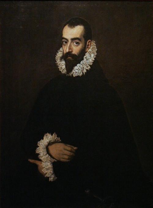 El Greco - Juan Alfonso de Pimentel y Herrera