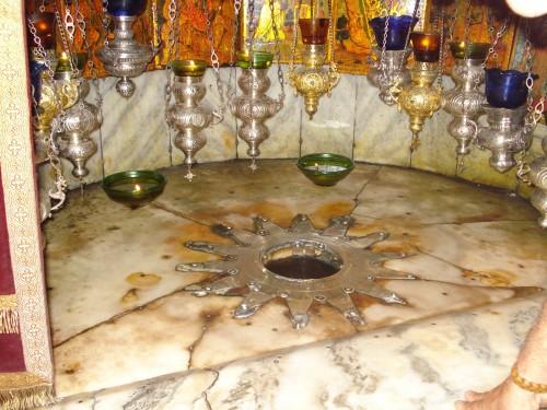 lugar del nacimiento de jesus