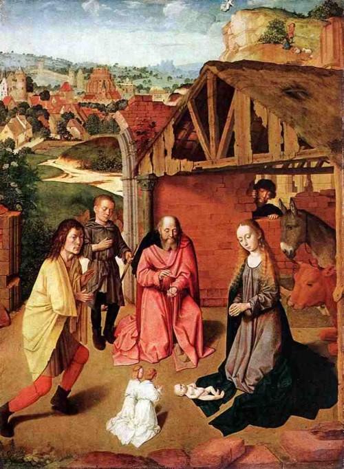 Nacimiento-de-Jesus-Gerard-David
