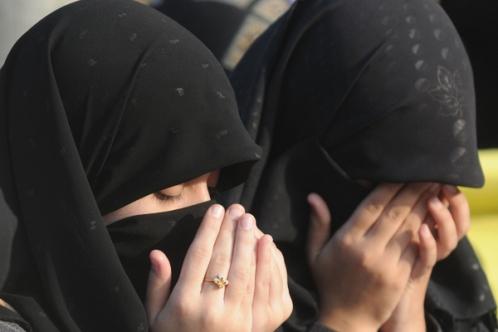 muejres musulmanas
