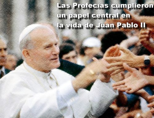 juan pablo ii papa profetico