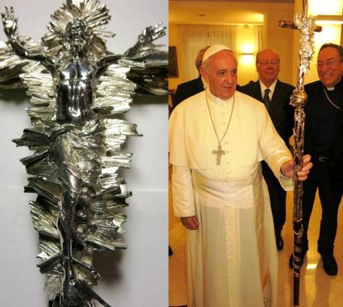 ferula papal