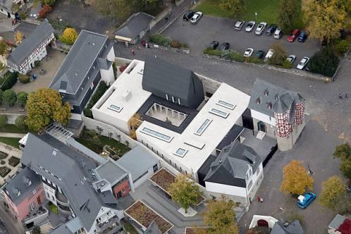 ex residencia de Franz-Peter Tebartz-van Elst