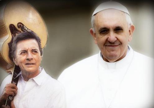 Papa Francisco - Palito Ortega