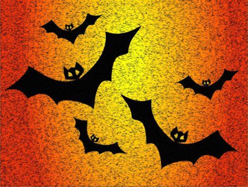murcielagos halloween