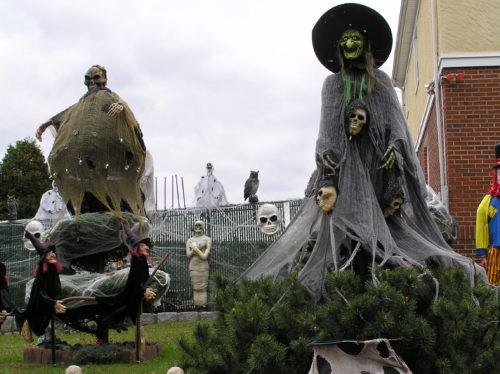 desfile de brujas