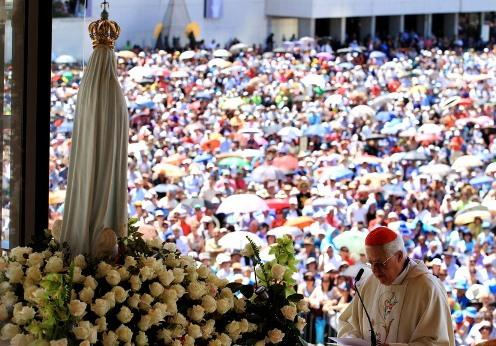 consagracion a fatima del pontificado de francisco por policarpo