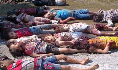 genocidio de cristianos por el estado islamico