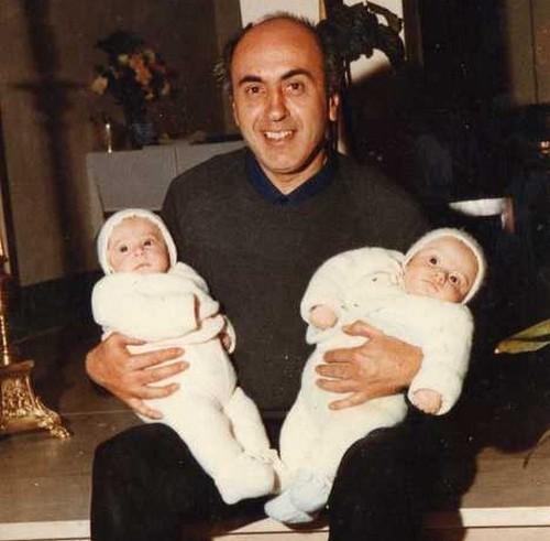 marco bisceglia con bebes