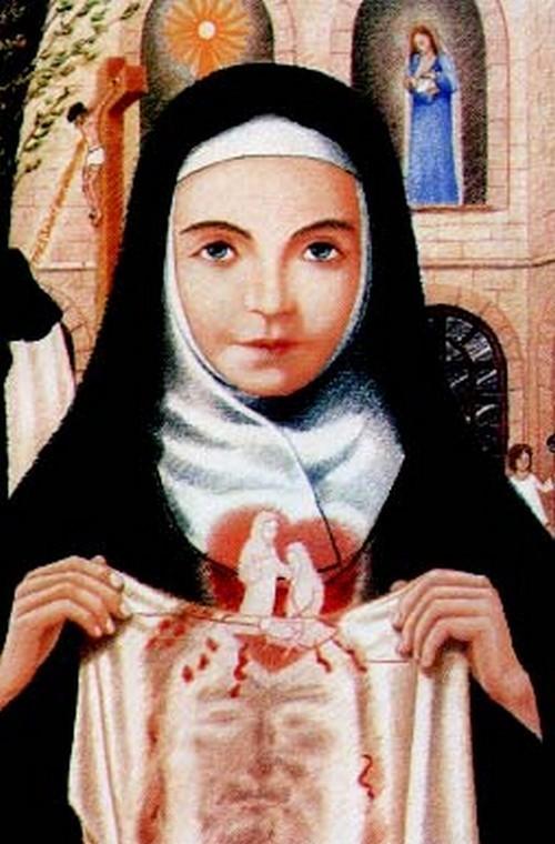 Marie de St-Pierre