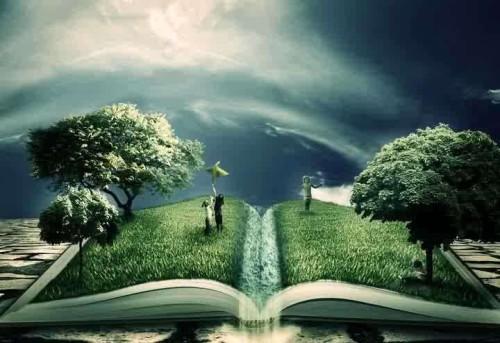 libro de la vida abierto