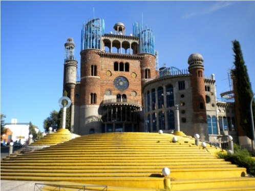fachada de la catedral de justo