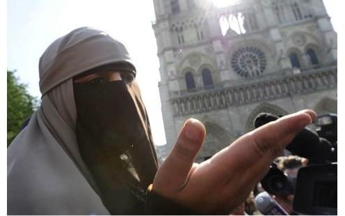 niqab en francia