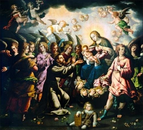 aparicion-de-la-Virgen-a-san-Francisco-de-Juarez1