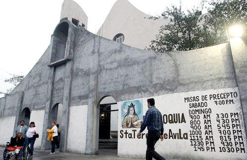 MEXICO-VIOLENCE-CHURCH
