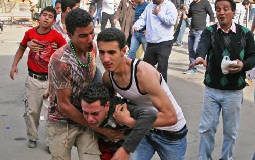 cristiano copto atacado en egipto