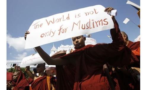 hindues contra musulmanes