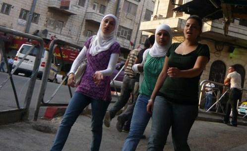 jovenes islamicas en occidente